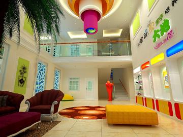 品牌:联手国内最大的幼儿园家具生产基地